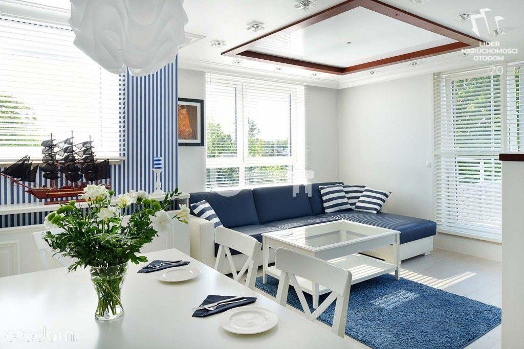 3 pokoje | 150 M od morza | duży balkon |