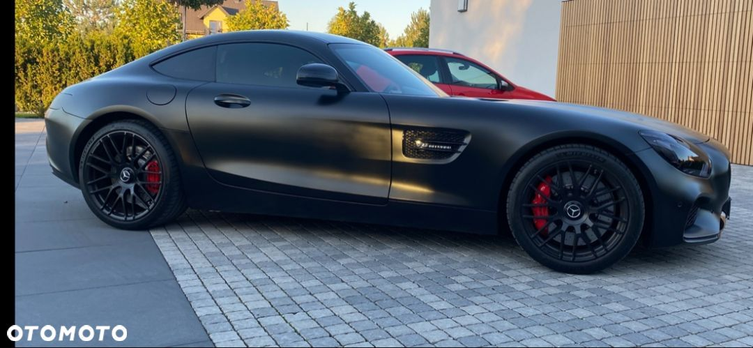 Mercedes-Benz AMG GT Mercedes Amg GTS Coupe Europa bezwypadkowy - 4