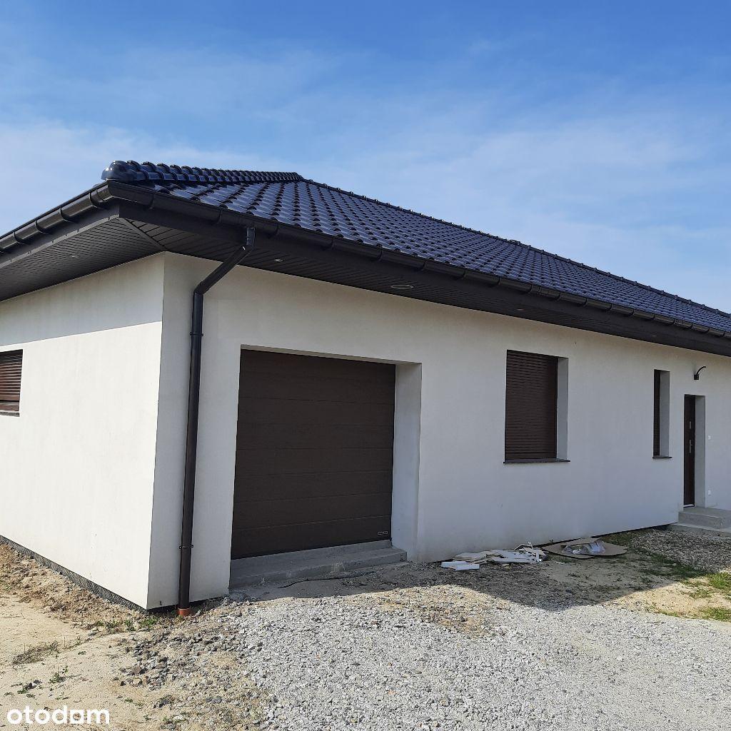 Syców Graniczna dom jednorodzinny z garażem