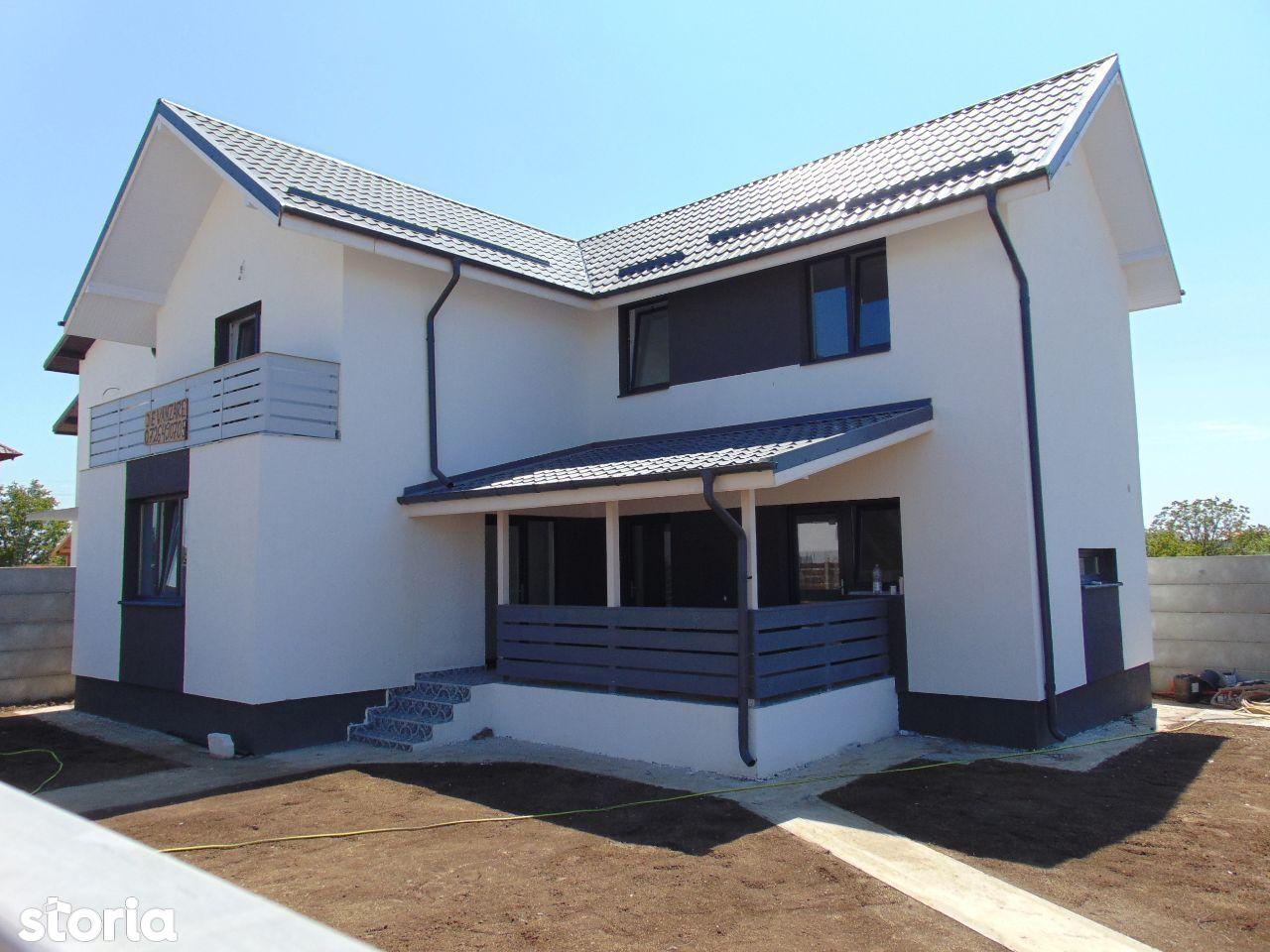 FARA COMISIOANE in Bacu casa cu 5 camere P+1+pod terasa 2020 LA CHEIE