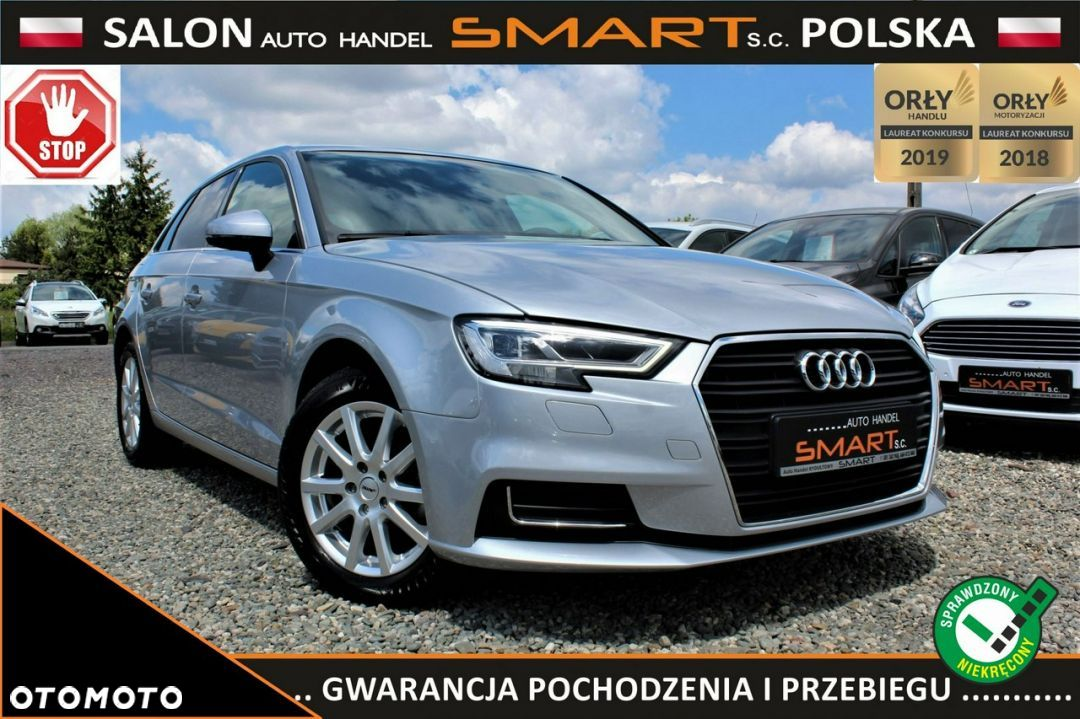 Audi A3 ASO / Full Led / Navi / Skóra / Lift / - 1