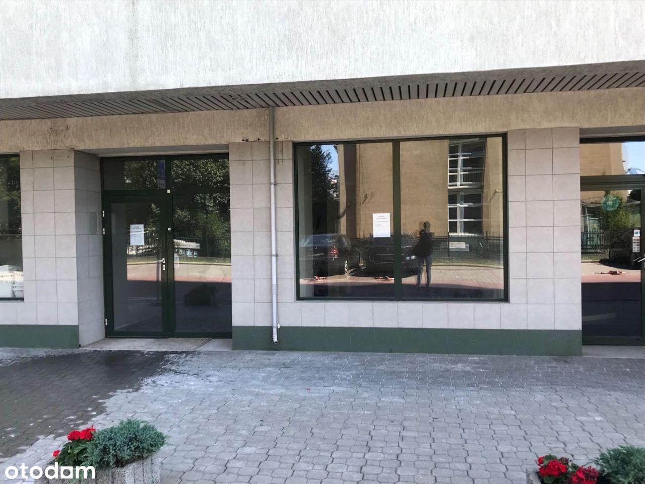 Lokal użytkowy WARSZAWA Praga płd. ul.Sulejkowska