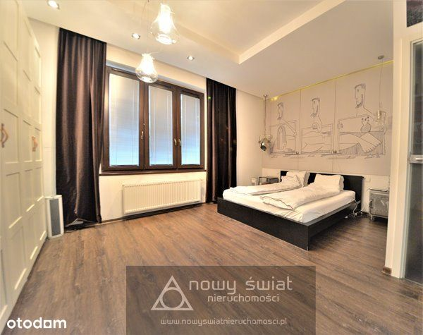 Mieszkanie 45m + balkon, Krowodrza, Chopina