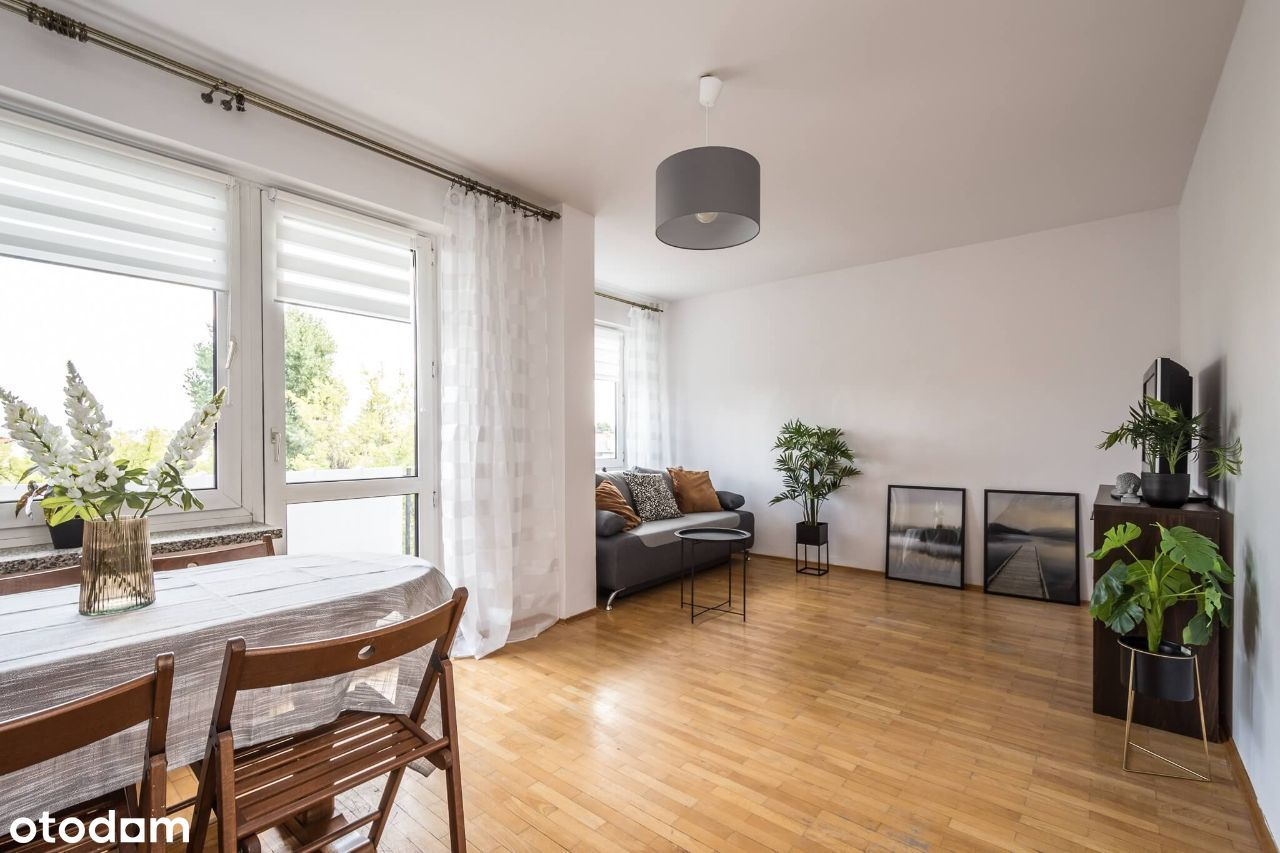 Mieszkanie 2 pok | 52m | Kobierzyńska 101 | balkon