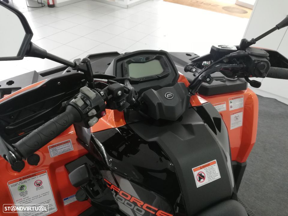 CF Moto C Force CF 1000 XC (EPS) - 7