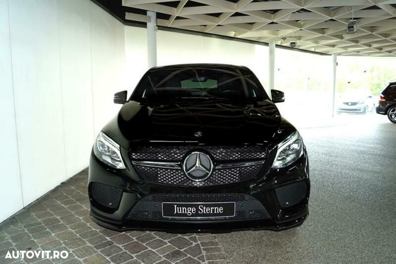 Mercedes-Benz GLE Coupe 43 - 8