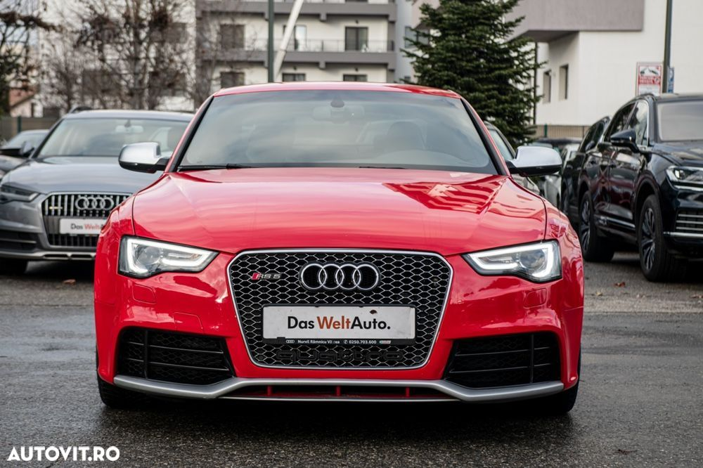 Audi RS5 Coupe - 1