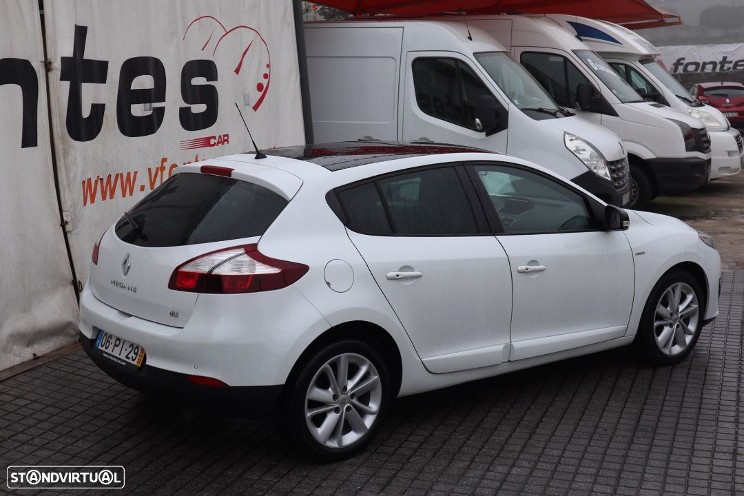 Renault Mégane 1.5 dCi Limited SS - 5