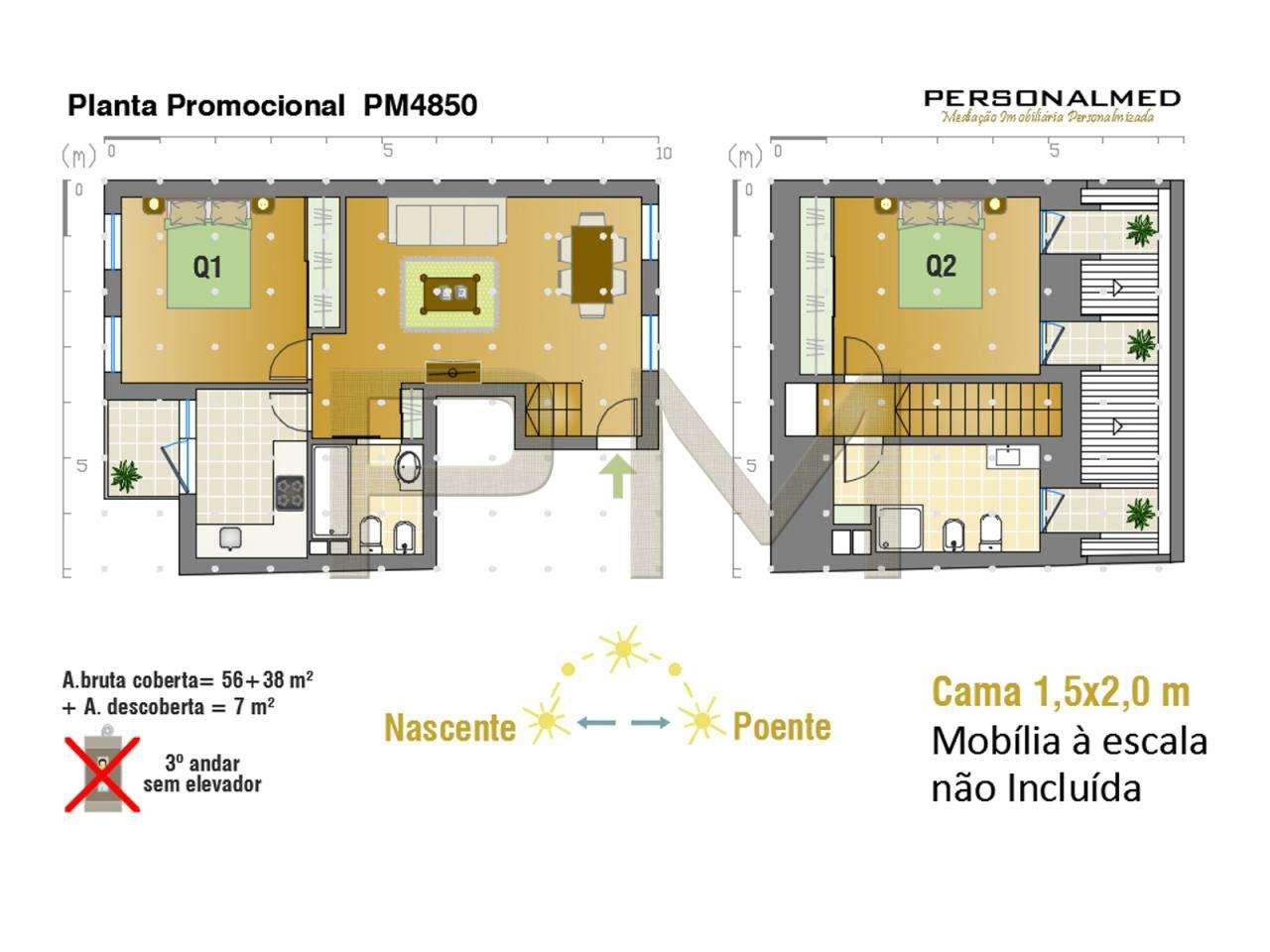 Apartamento para comprar, Areeiro, Lisboa - Foto 3
