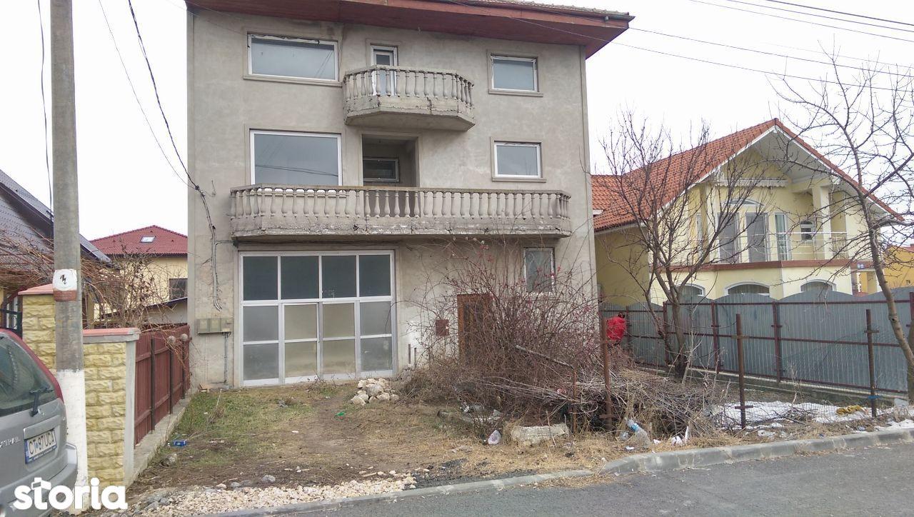 Casa cu teren aferent situata in Ovidiu/licitatie 28 ianuarie 2021