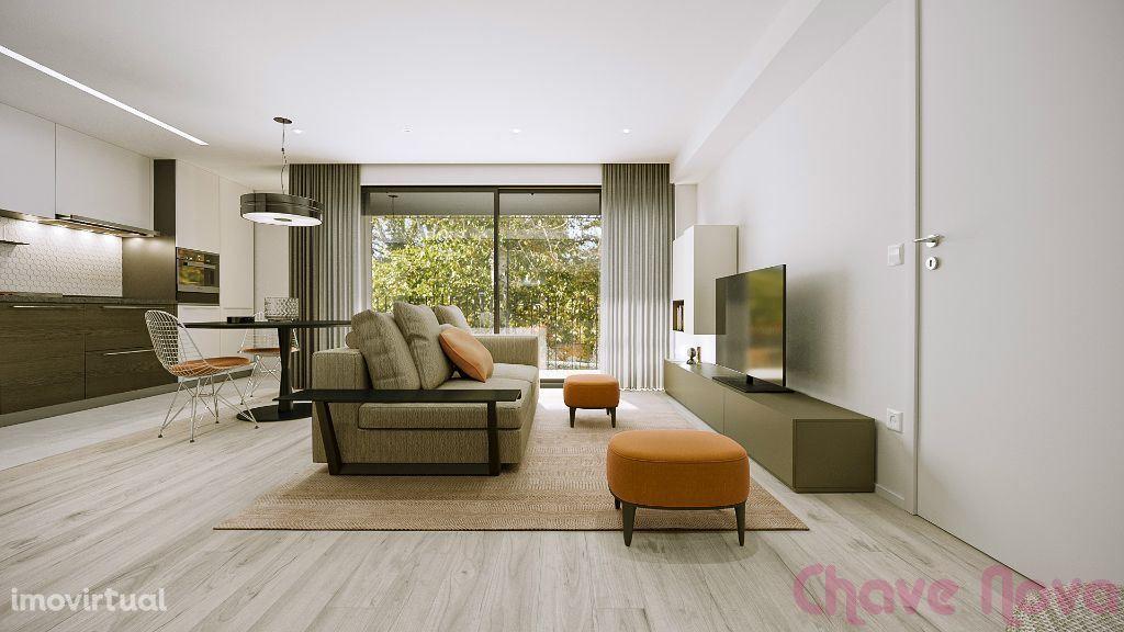 Apartamento T3(novo) Edifício Terraço Da India em Vila Nova de Gaia!