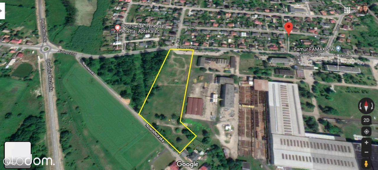 Działka, 17 967 m², Kluczbork