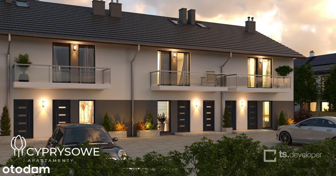 Cyprysowe Apartamenty ul. Wąska !!!!NOWOŚĆ!!!! C1