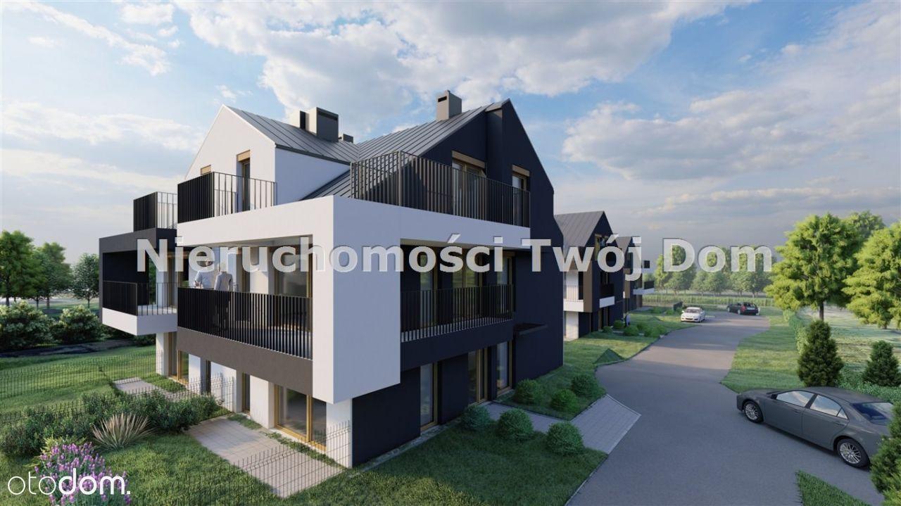 Bronowice - nowe studio z ogródkiem