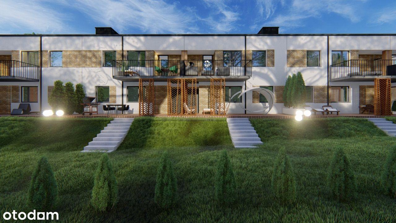 6-pokojowe mieszkanie 119m parking