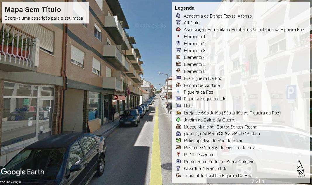 Apartamento para comprar, Buarcos e São Julião, Figueira da Foz, Coimbra - Foto 2