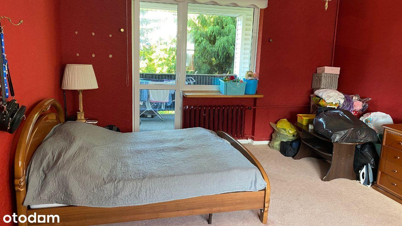 DUŻY Pokój 25 m2 z Balkonem