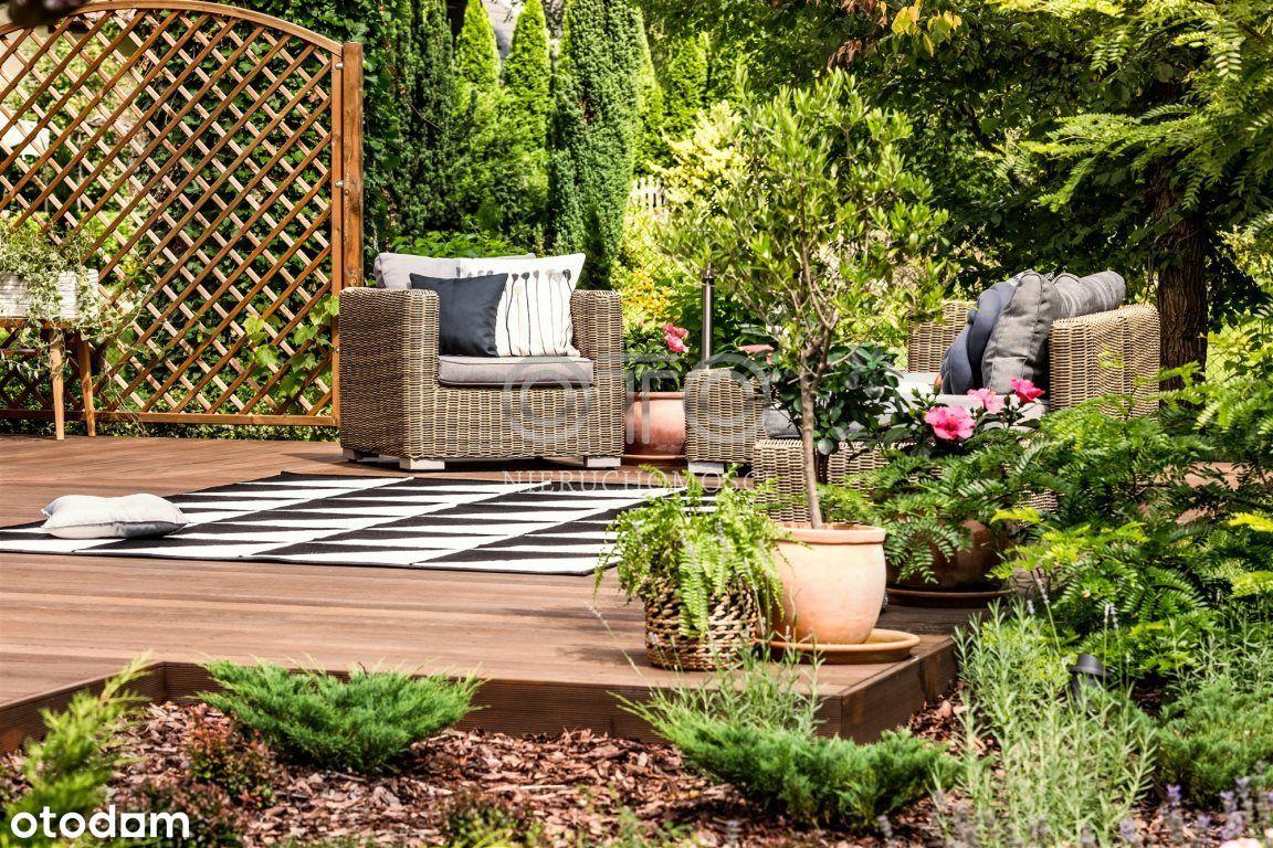 Gotowy do odbioru dom z ogrodem  wysoki standard