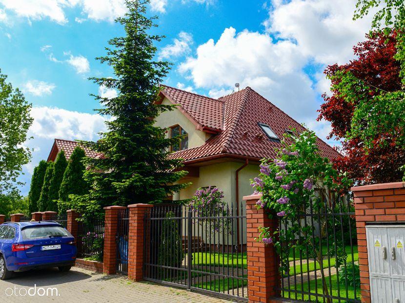 Przytulny Dom 220m z zadbanym ogrodem, Zgorzała