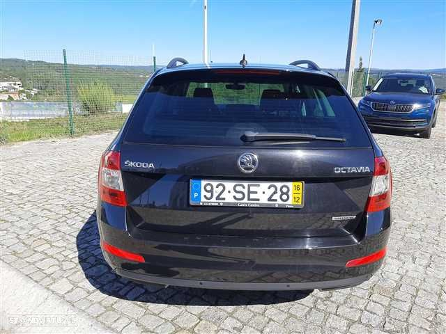 Skoda Octavia Break 1.6 TDi Greenline - 15