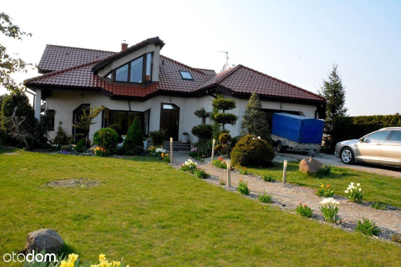 dom jednorodzinny z ogrodem Ciechanów Chruszczewo