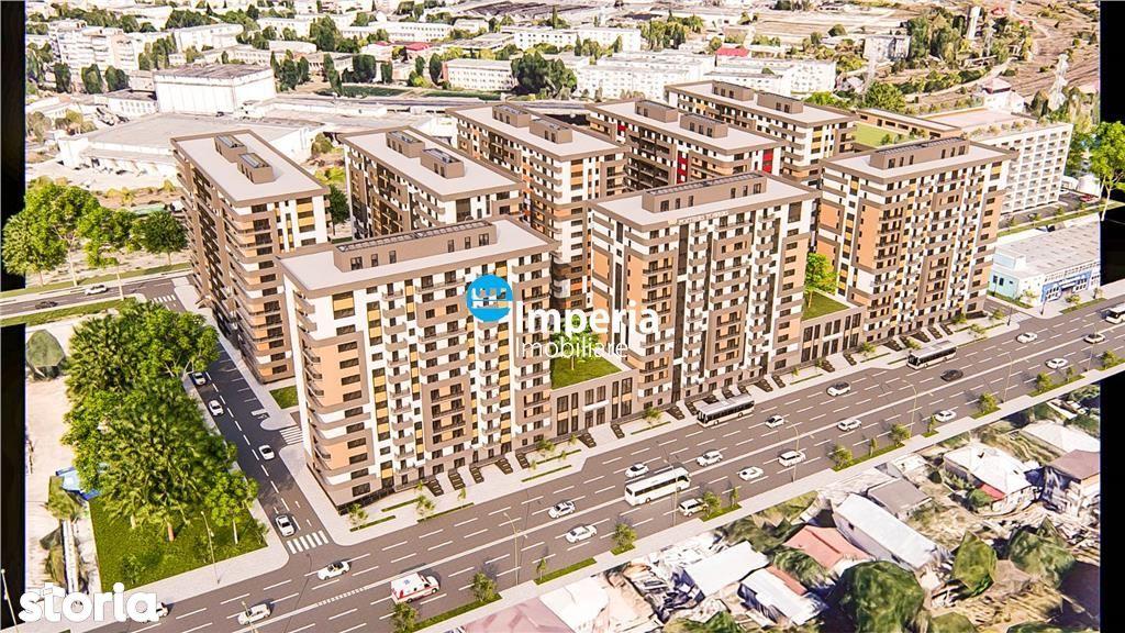 Spatiu Comercial in cel mai nou proiect imobiliar din oras