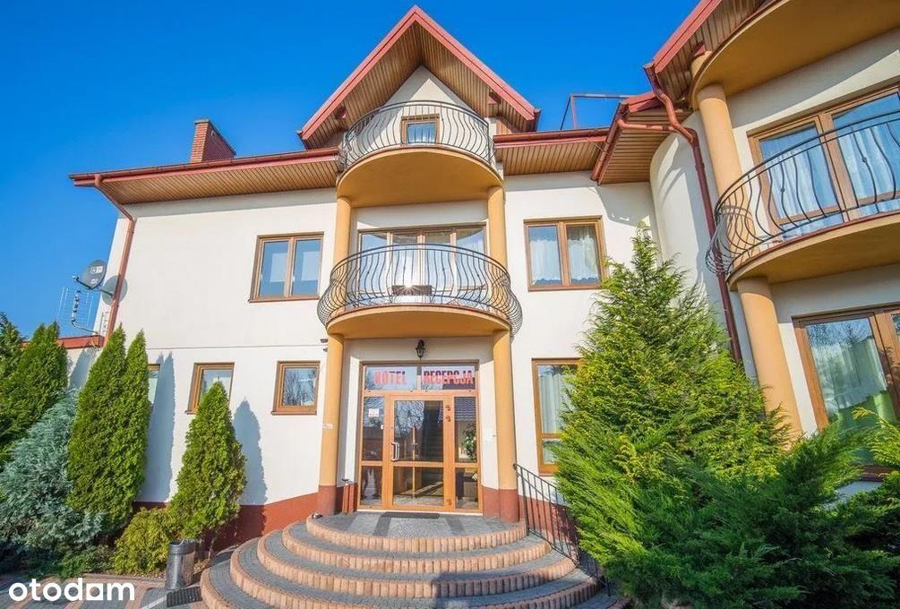 Piękny Hotel & Karczma w atrakcyjnej lokalizacji !