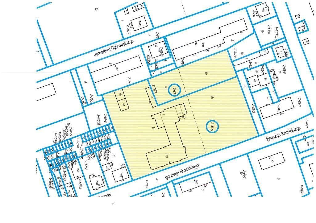 Lokal użytkowy, 4 037 m², Reszel