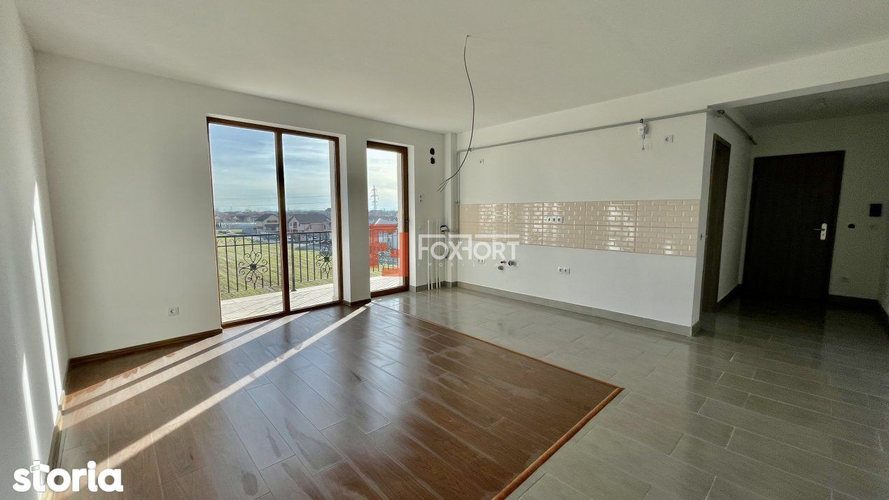 Apartment cu trei camere | Finisaje Moderne | SemiDecomandant | Giroc