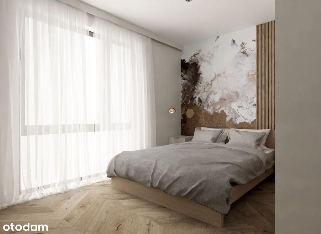 4 pokoje z balkonem i miejscem garażowym, Bonarka