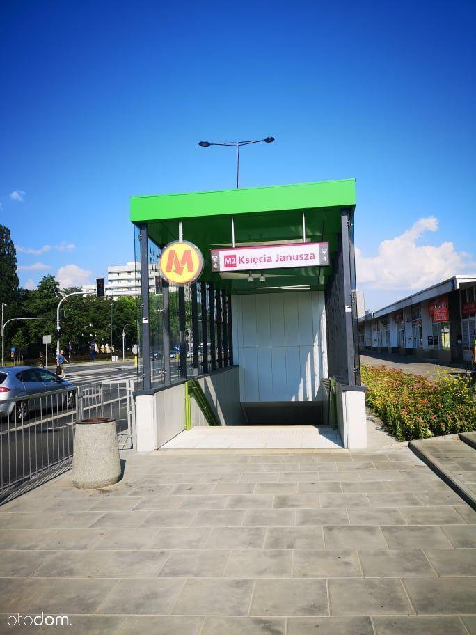 2 pokoje na Woli/stacja metra Księcia Janusza!