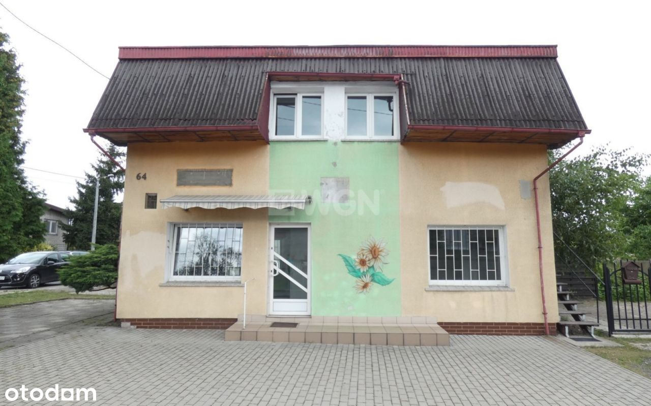 Dom, 94 m², Ostrów Wielkopolski