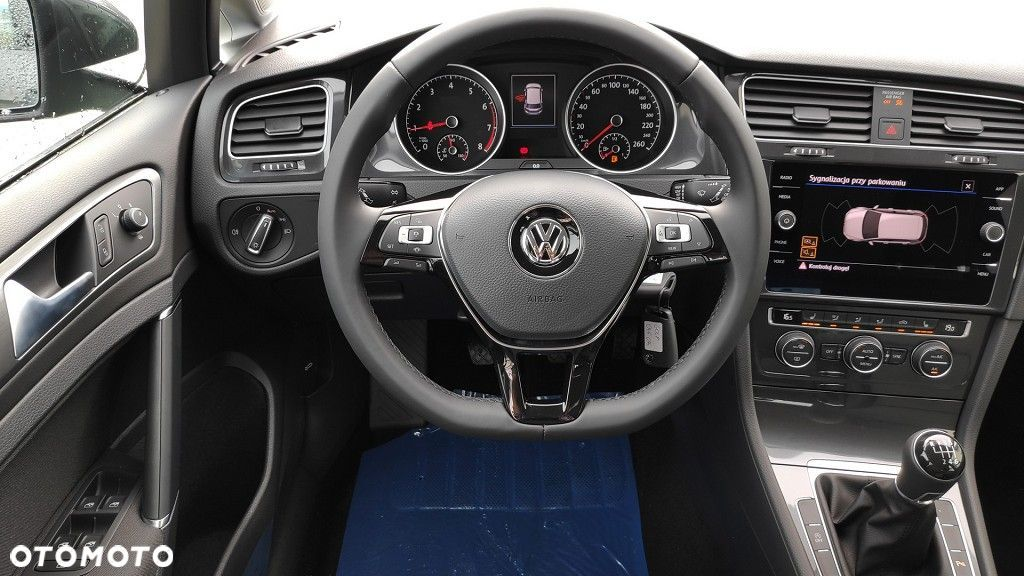 Volkswagen Golf Rabat 23 000 zł Comfortline 1.5 TSI ACT BlueMotion 130KM manualna DEMO - 15