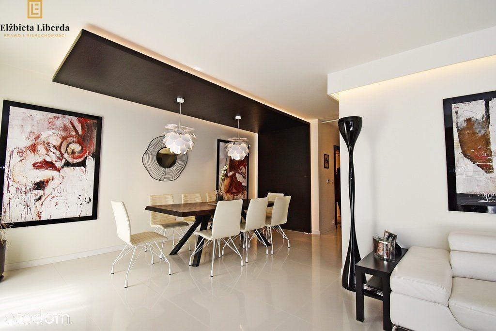 Nowoczesne, w wyjątkowym stylu mieszkanie - Sławin
