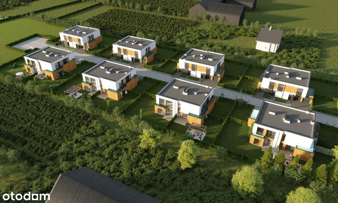 Rezerwacja   mieszkanie 4B4   ogródek 105 m²