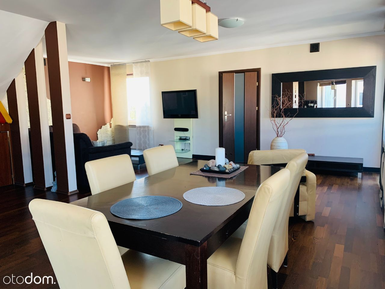 Wyjątkowe Mieszkanie dwupoziomowe 135 m2 i garaż.
