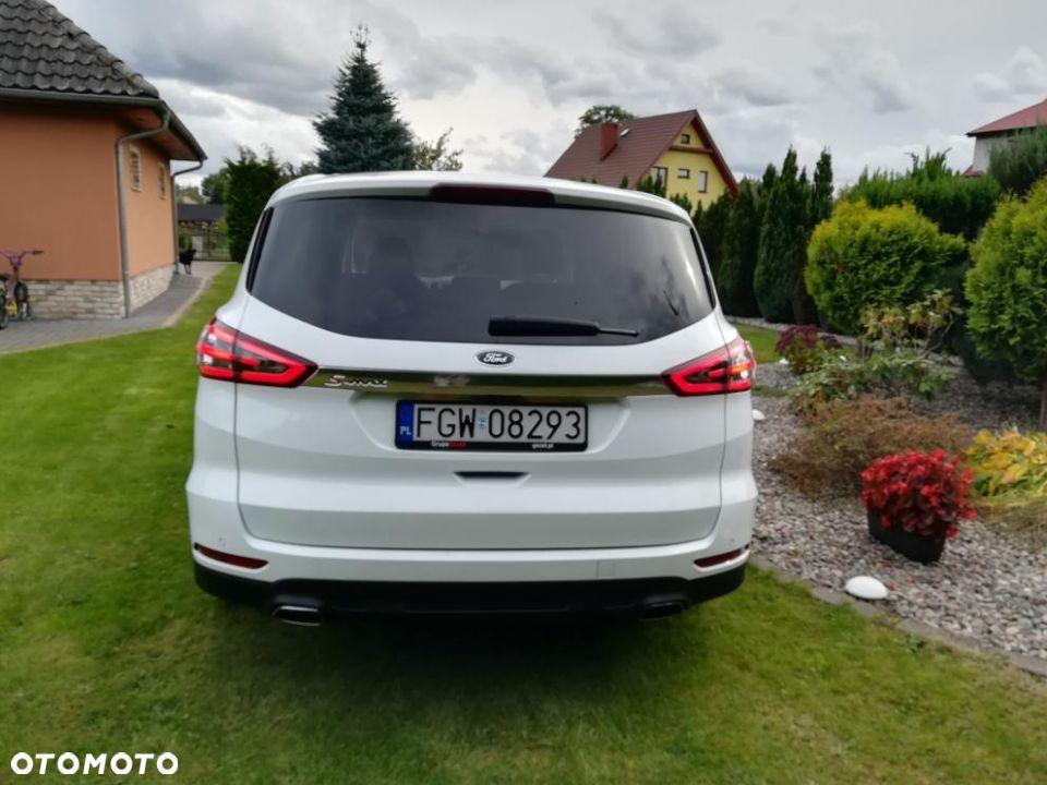 Ford S-Max 2018 Rok 180 KM AUTOMAT - 7
