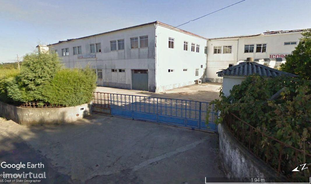 Instalações industriais em Midões, Tábua