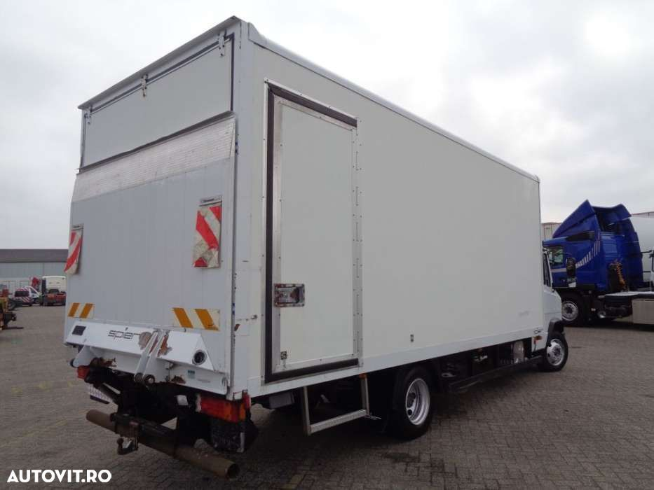Mercedes-Benz Vario 816D + Manual + Lift - 2