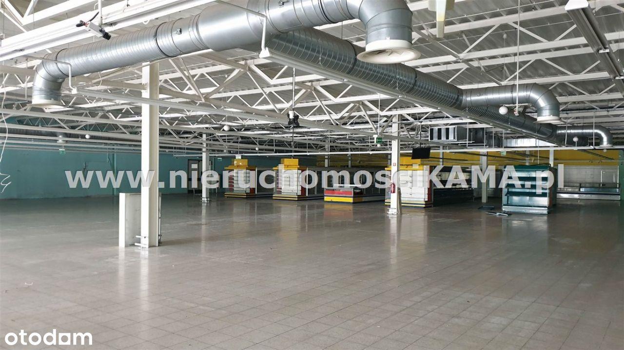 Lokal użytkowy, 2 890 m², Oświęcim
