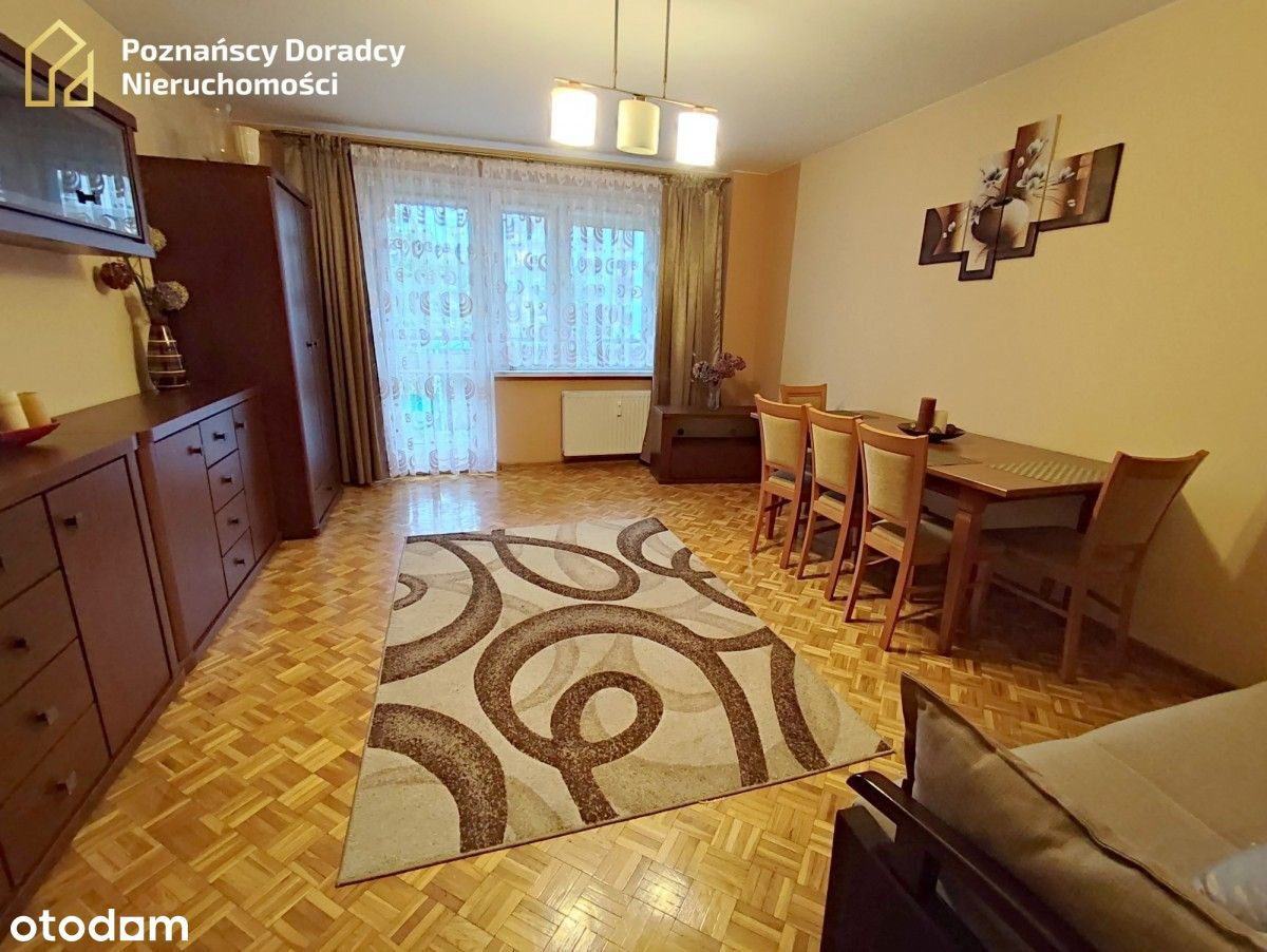 3 pokojowe mieszkanie na parterze - Wł. Lokietka