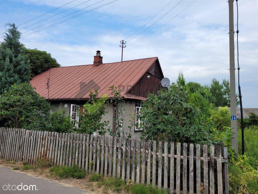 Dom w cichej okolicy (80m2)