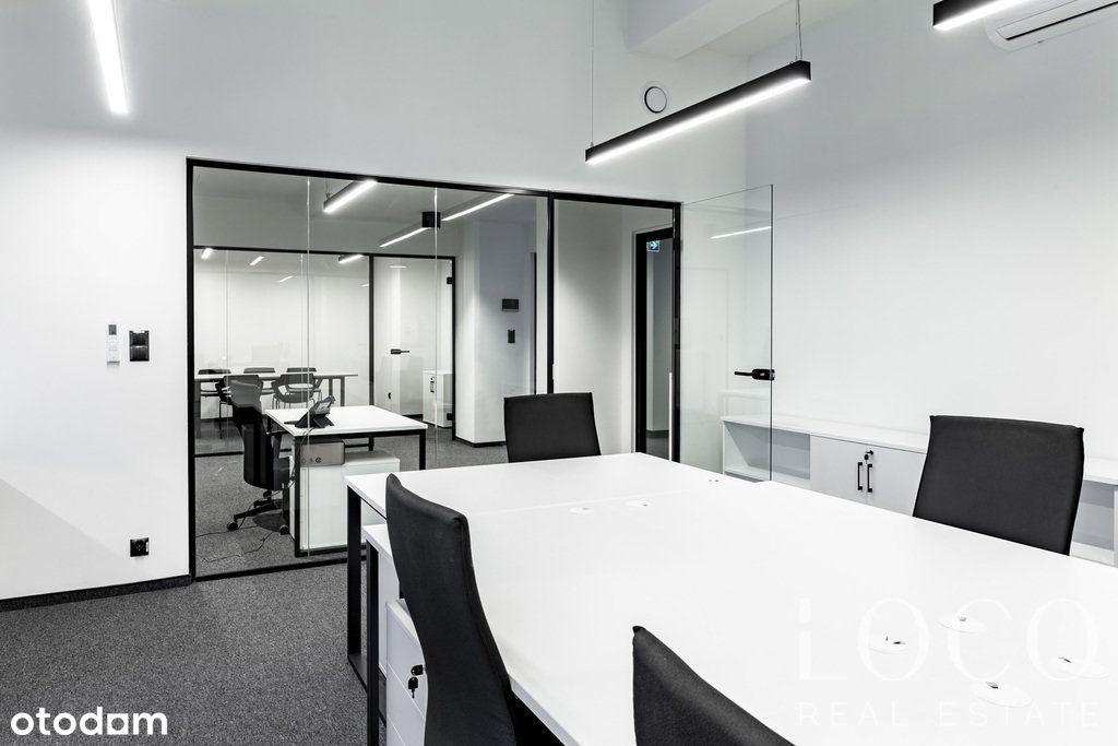 Nowoczesne biuro w Śródmieściu