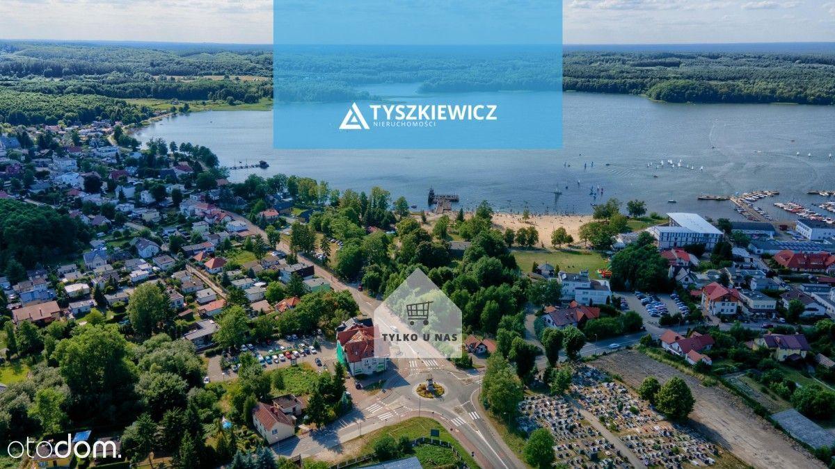 Działka budowlana Charzykowy, blisko jeziora