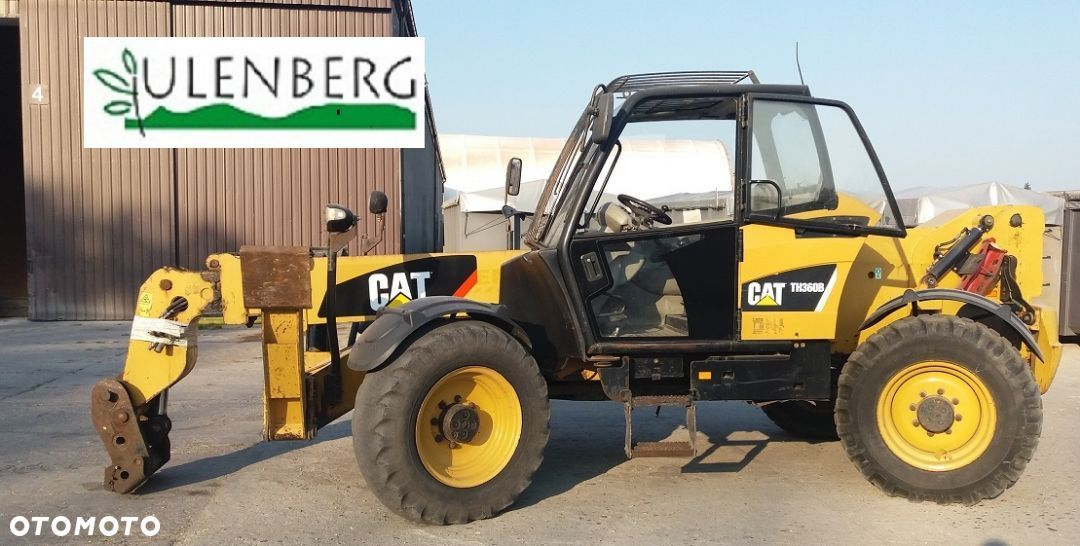 Caterpillar TH 360 B - 1