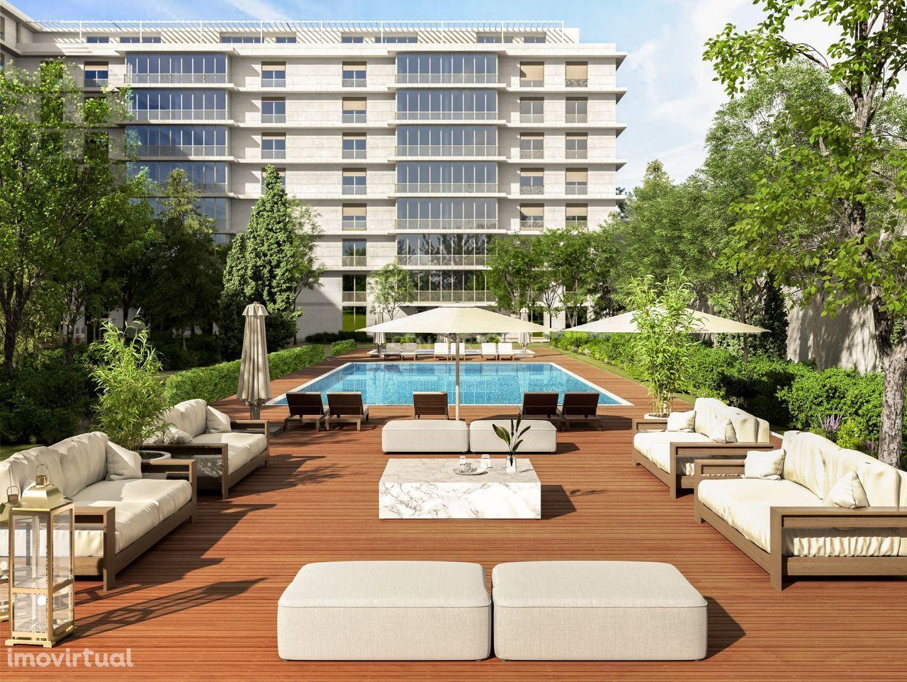 Apartamento T3 Duplex - Edifício D