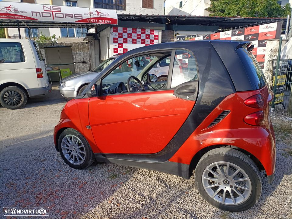 Smart ForTwo 1.0MHD - 1