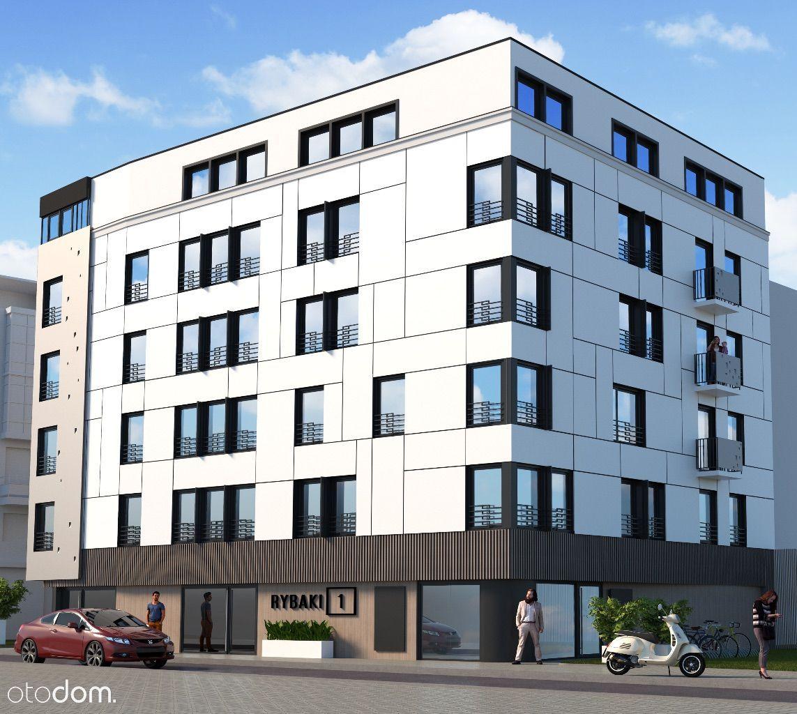 RYBAKI 1 - mieszkania w centrum Poznania