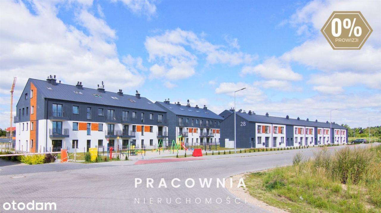 Ostatnie mieszkania w inwestycji - ogródek!