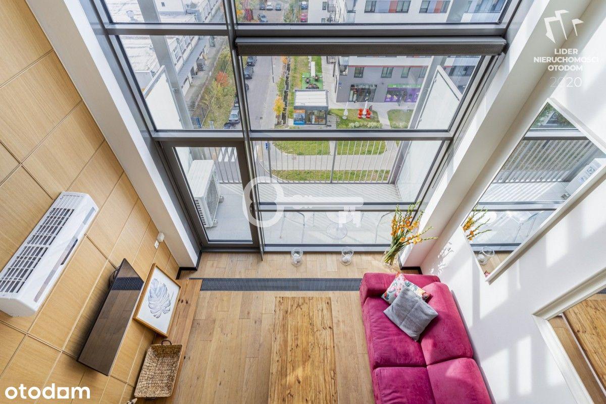 Apartament w Woronicza Qbik | Ostatnie piętro